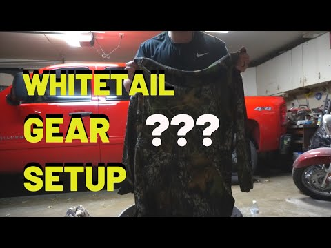 Hunting clothing - gear for whitetail deer hunting - hunting gear on a budget