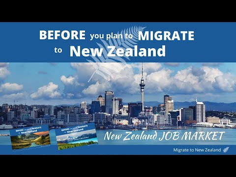 Job market and salary guide in new zealand | migrate to nz