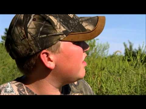 Youth dove hunt