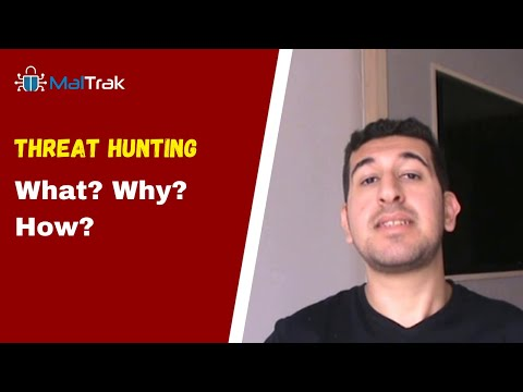 Threat hunting. what, why and how?