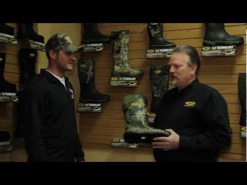 The best hunting boot on the market