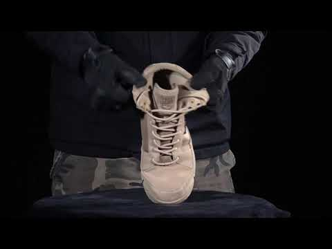 Men's tactical boots 6 inches lightweight breathable military boots for hiking work boots