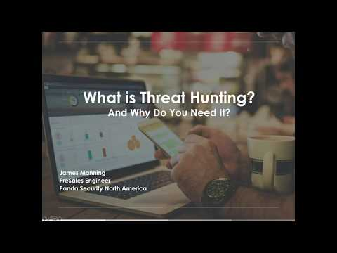 What is threat hunting and why do you need it? - panda security