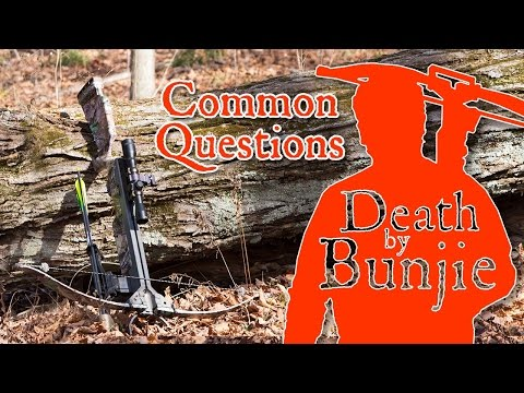 Common beginner crossbow questions (and answers)