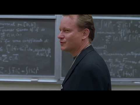 Good will hunting first maths problem fourier system - good will hunting (1997) movie clip hd scene