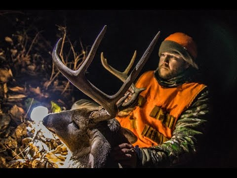 """""""the old 8"""": illinois whitetail deer hunting - the management advantage"""