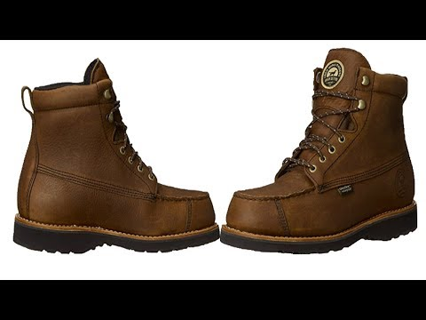 Irish setter men's 807 wingshooter 7inch upland hunting boot | best upland hunting boots