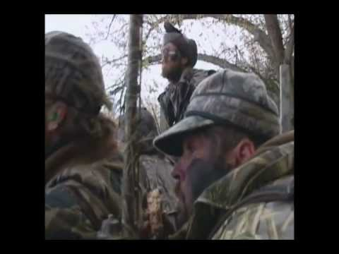 Me duck hunting with the duck dynasty duck commander phil and jas robertson clips from duckmen 8
