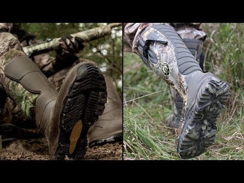 Best rubber hunting boot 2020 - top 5 rubber hunting boots reviews